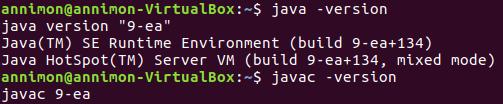 проверка версий на Ubuntu
